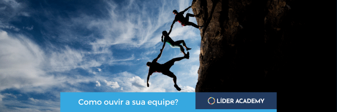 Como criar um ambiente de confiança entre líderes e equipes?