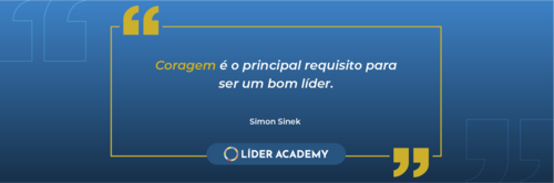 Frase de liderança: Simon Sinek