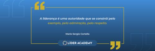 Frase de liderança: Mario Sergio Cortella