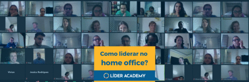 Como liderar no Home Office?